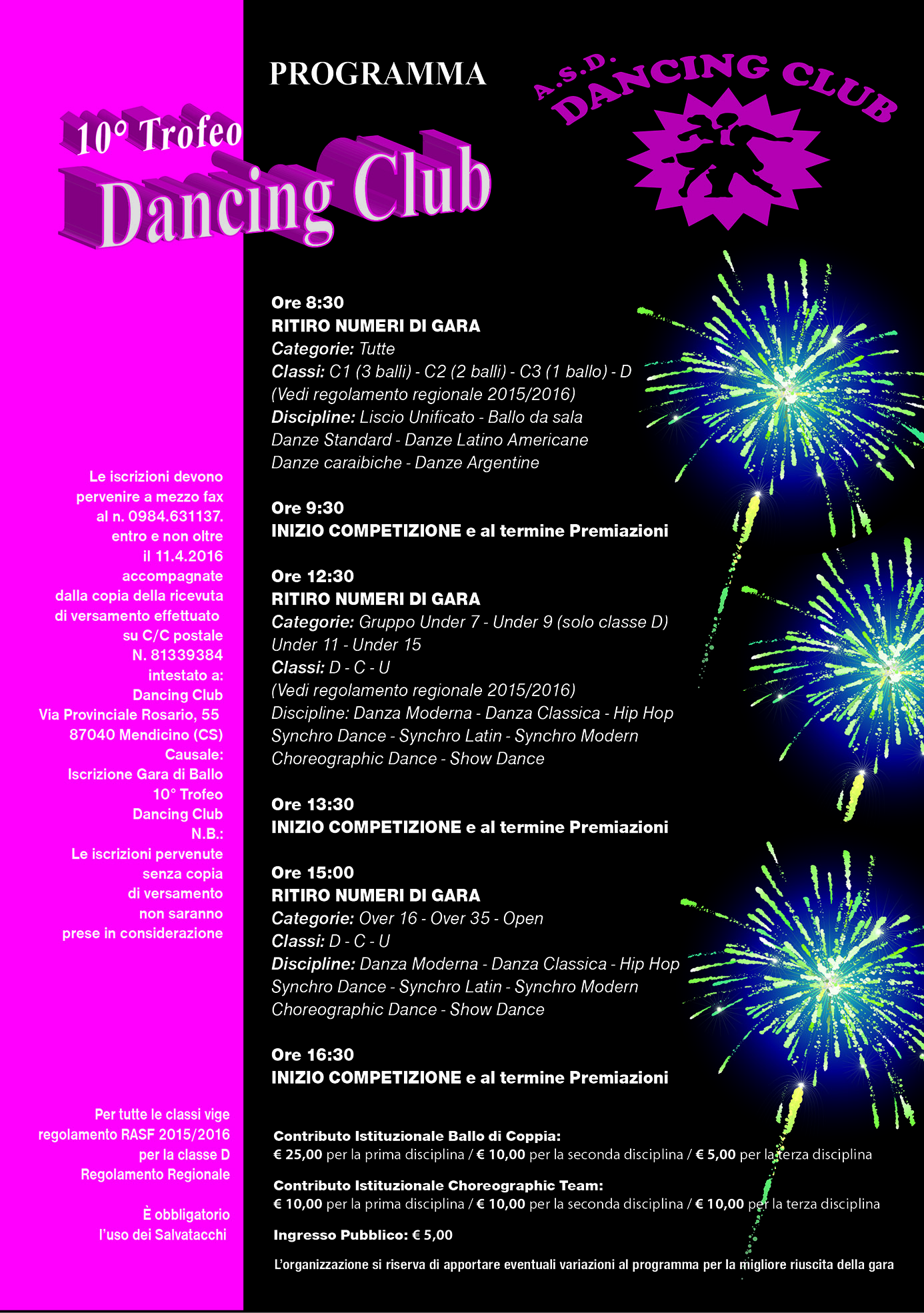 10° trofeo Dancing Club- retro_1