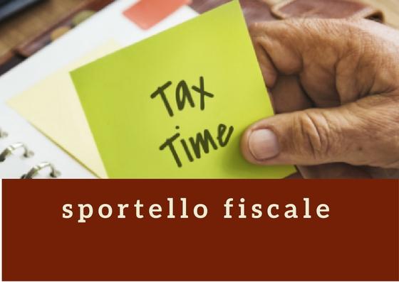 SPORTELLO FISCALE FIDS