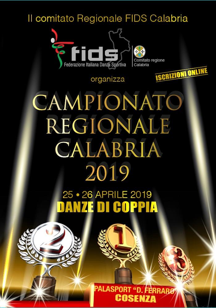 Fids Calendario.Comitato Regionale Calabria