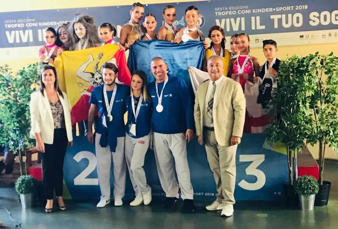 Trofeo CONI Kinder+Sport 2019